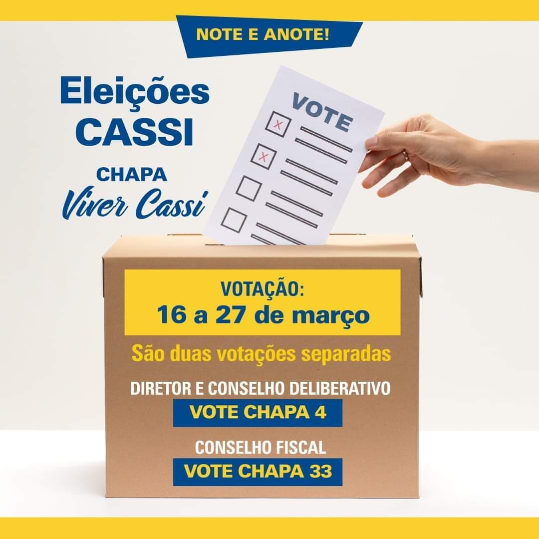Chapa Viver Cassi